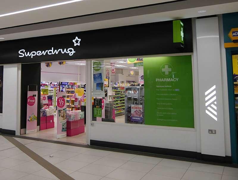 超级药品商店。