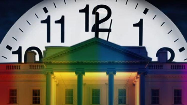 时钟在白宫滴答作响