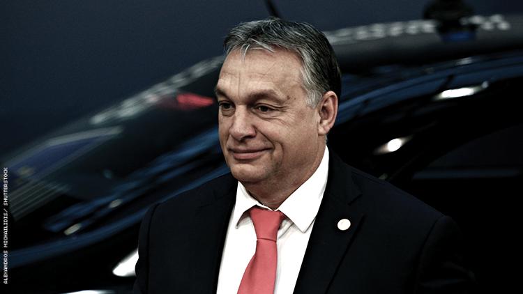 匈牙利总理维克多·奥尔班