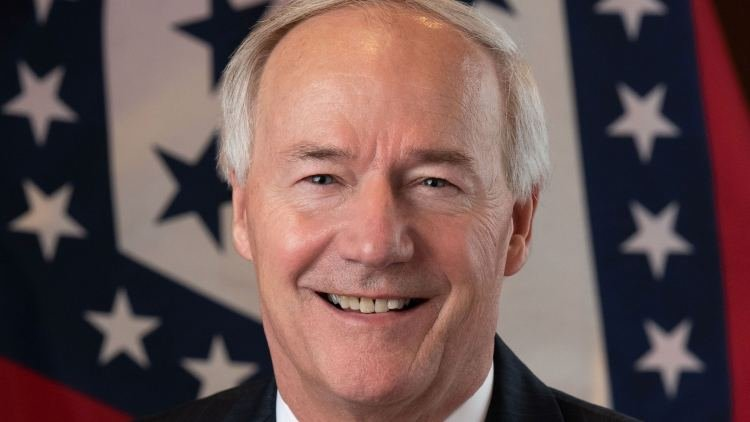 阿肯色州州长Asa Hutchinson