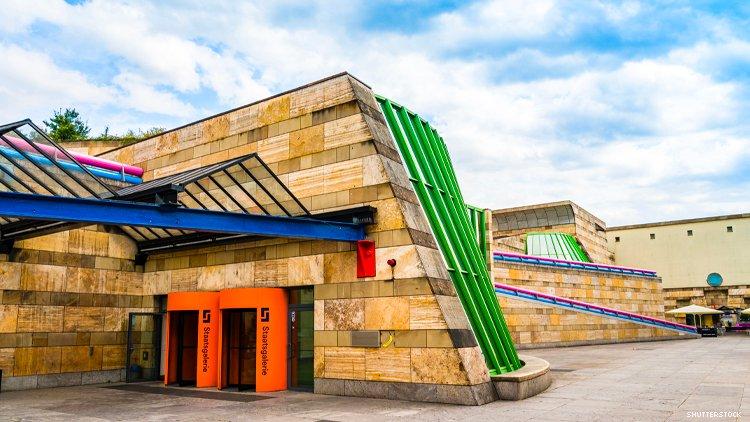 德国斯图加特国家美术馆