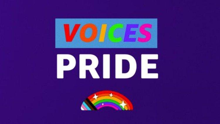 """亚马逊工作室宣布""""声音:骄傲""""虚拟活动"""